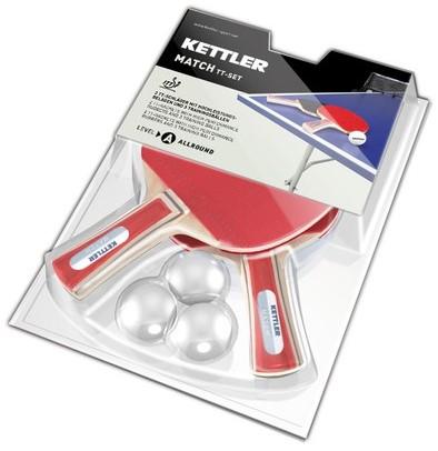 Kettler Batjesset Match (inclusief 3 ballen)