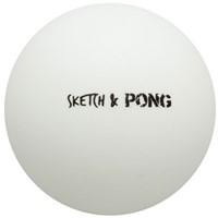 Kettler Sketch Pong Single Bat-3