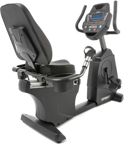 Spirit Fitness Pro CR800 Ligfiets - Gratis trainingsschema