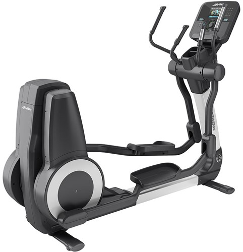Life Fitness Platinum Explore Crosstrainer - Diamond White - Gratis montage