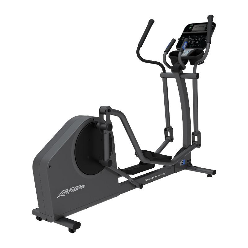 Life Fitness E1 Track Connect Crosstrainer - Gratis montage