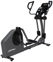 Life Fitness E3 Track Connect Crosstrainer - Gratis montage-1
