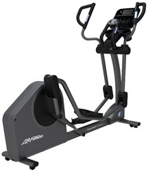 Life Fitness E3 Track Connect Crosstrainer - Gratis montage