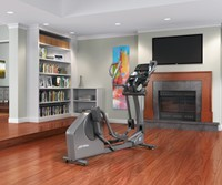 Life Fitness E3 Track Connect Crosstrainer - Gratis montage-3