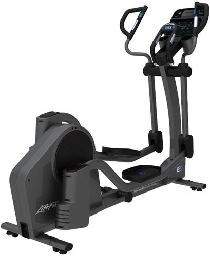 Life Fitness E5 Track Connect  Crosstrainer - Gratis trainingsschema - Gratis montage