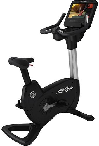 Life Fitness Platinum Club Discover SE3HD Hometrainer - Arctic Silver - Gratis montage