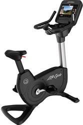 Life Fitness Platinum Discover SE3 Lifecycle Hometrainer Arctic Silver - Gratis montage
