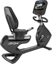 Life Fitness Platinum Discover SE3HD Ligfiets - Gratis montage