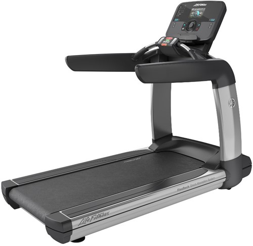 Life Fitness Platinum Explore Loopband - Artic Silver