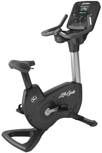 Life Fitness Platinum Explore Lifecycle Hometrainer - Gratis montage