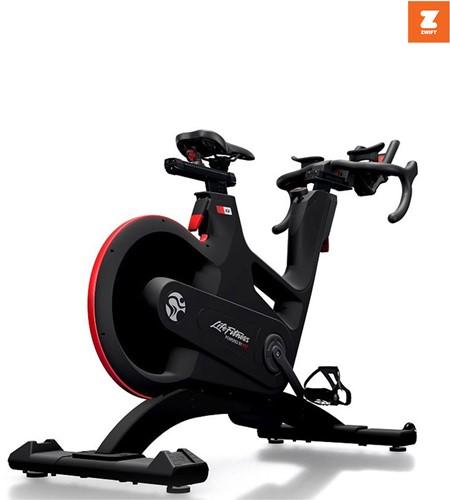 Life Fitness Tomahawk Indoor Bike IC8 - Zwift Compatible - Gebruikt