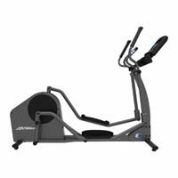 Life Fitness E1 Track+ Crosstrainer - Gratis montage-2
