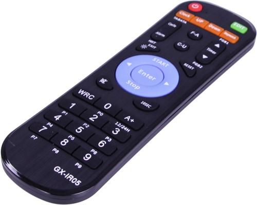 Lifemaxx remote voor Crossmax timer