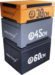 Lifemaxx Crossmax Soft Pylo Boxes