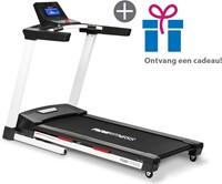 Flow Fitness Runner DTM2000i Loopband - Gratis montage-1