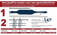 Harbinger Competition 6'' CoreFlex Belt - Groen/Grijs/Zwart - 15 cm-3
