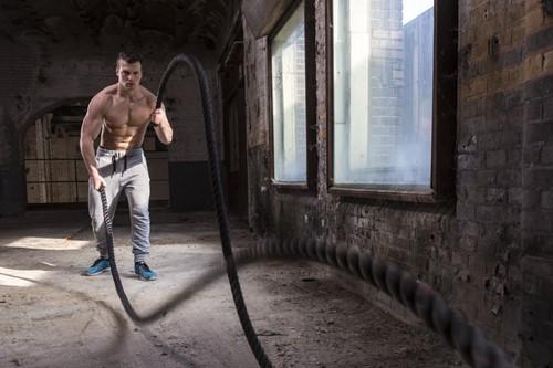 Tunturi Battle Rope