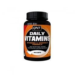 QNT Daily Vitmamins 100 - 60 caps