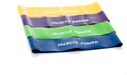 Muscle Power Mini Bands