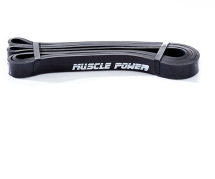 Muscle Power Power Band - Zwart - Licht