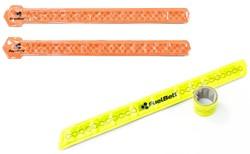 Fuelbelt Neon Snap Bands Reflectiebanden