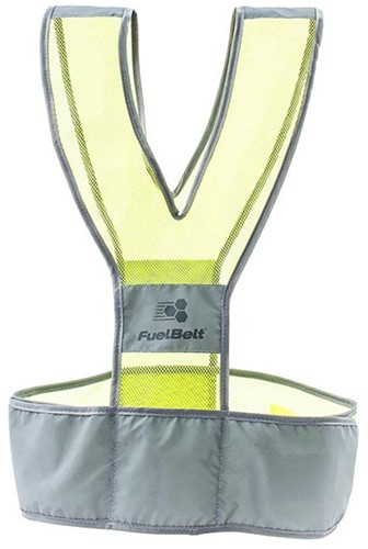 Fuelbelt Neon Vest - Veiligheidsvest Geel