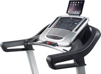 nordictrack competition c70i loopband display met tablet 2