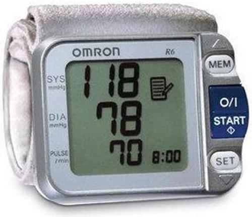 Omron R6 - Polsbloeddrukmeter