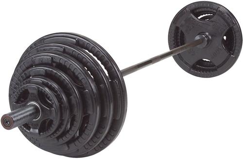 Body-Solid Olympische Halterset - 200 kg