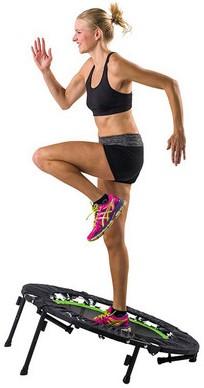 Tunturi Opvouwbare Fitness Trampoline