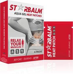 STARBALM Heat Patch - 4 stuks