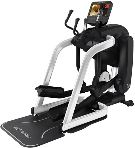 Life Fitness Platinum Club Discover SE3 Flexstrider - Diamond White