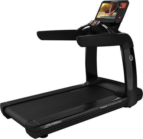 Life Fitness Platinum Club Discover SE3HD Loopband - Black Onyx- Gratis montage