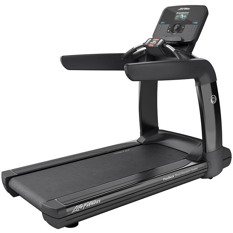 Life Fitness Platinum Discover SE3 Loopband Black Onyx Gratis montage