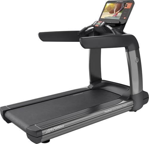 Life Fitness Platinum Discover SE3 Loopband - Titanium Storm - Gratis montage