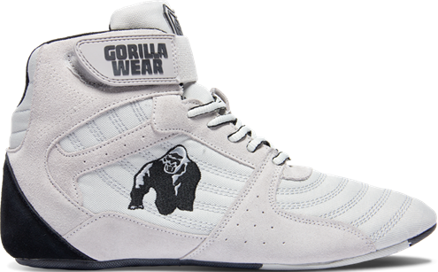 Gorilla Wear Perry High Tops Pro - Wit