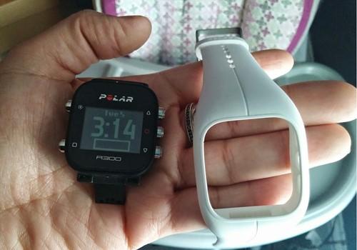 Polar A300 Polsband
