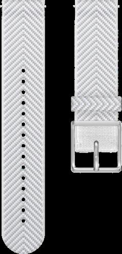 Polar Ignite Verwisselbare Geweven Polsband - Wit