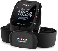 Polar M400 Activity Tracker - Zwart - met hartslagsensor-2