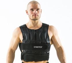 Gymstick Verstelbaar Gewichtsvest 1 - 10 kg met Trainingsvideos