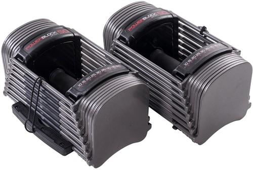 PowerBlock Sport 50 Dumbbellset - 2.3 kg tot 22.7 kg - Tweedekans