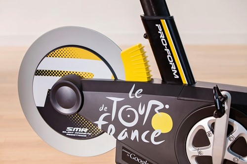 proform tour de france spinbike 5.0 detail 6