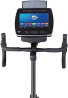 proform tour de france spinbike 5.0 display