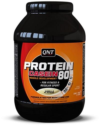 QNT Protein 80 - 750g - Vanille