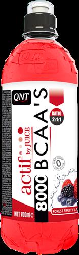 QNT BCAA'S 8000 - 24x700ml - Forest Fruits