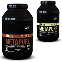 QNT Metapure Mass Sugar Free - 1815 gram