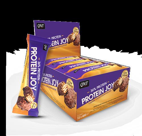 QNT Protein Joy Bar - Caramel Cookie Dough
