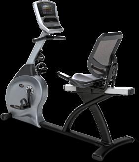 Vision Fitness R20 Elegant Ligfiets - Gratis trainingsschema