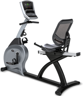 Vision Fitness R20 Touch Ligfiets