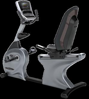 Vision Fitness R40i Elegant Ligfiets - Gratis trainingsschema